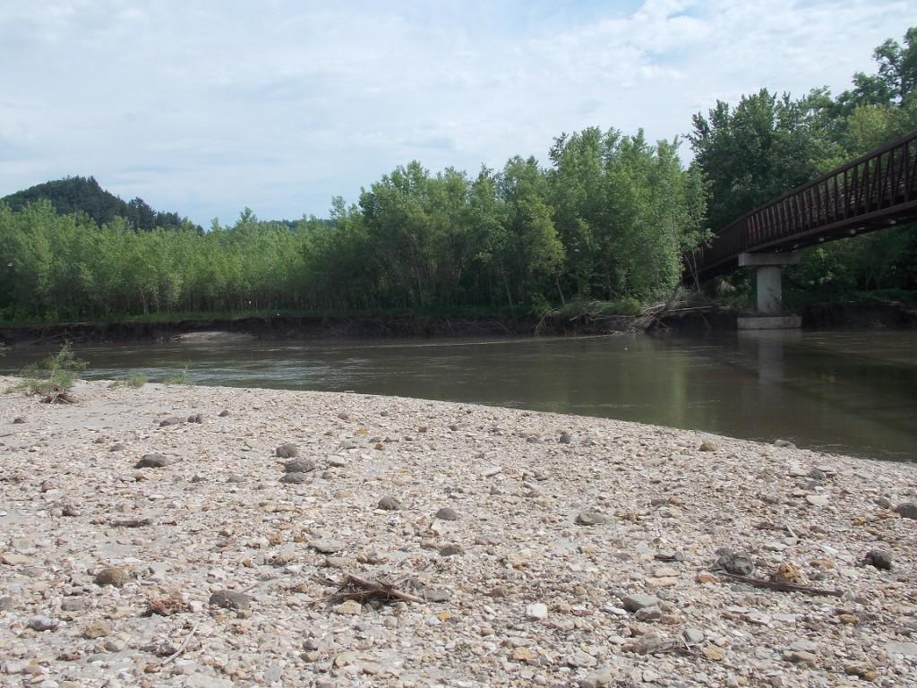 River Sandbar