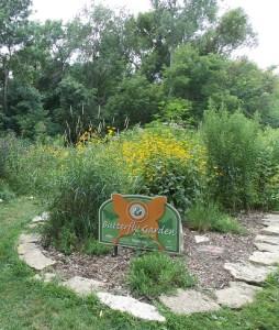 cu butterly garden