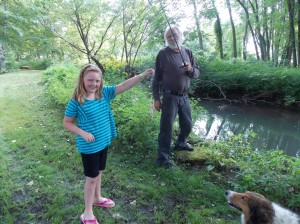 a second trout