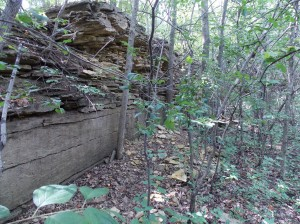 first quarry wall