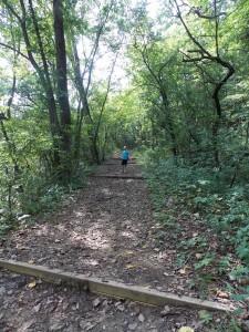 trail to quarry