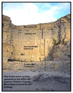 1Geologic photo of galena