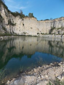 Rifle Hill Quarry Lake